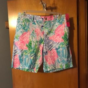 Lilly Pulitzer men's shorts